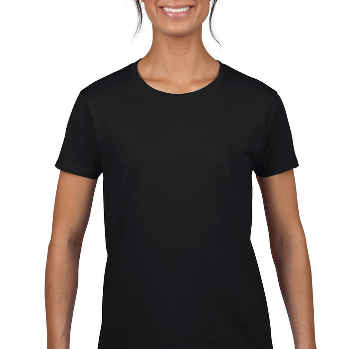 Product image of Black Gildan 2000L -  Ultra Cotton Ladies' Classic Fit T-Shirt