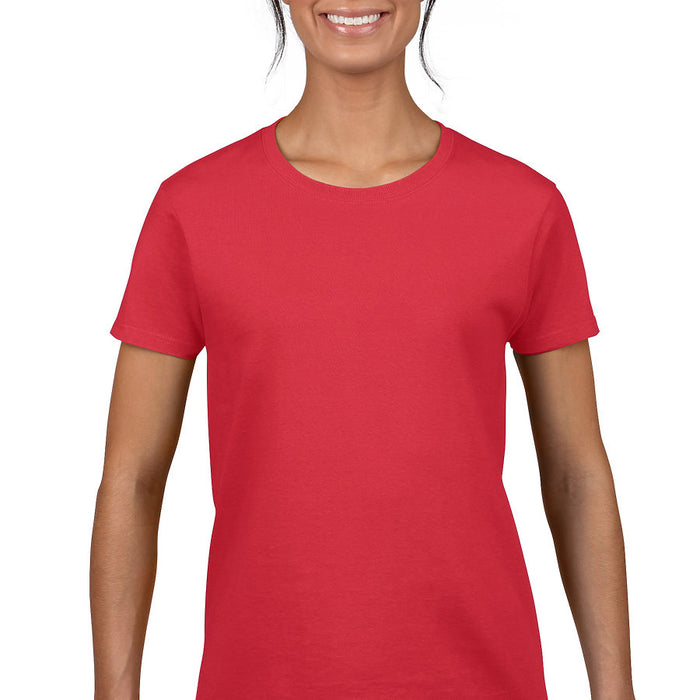 Product image of Red Gildan 2000L -  Ladies' Ultra Cotton® Classic T-Shirt