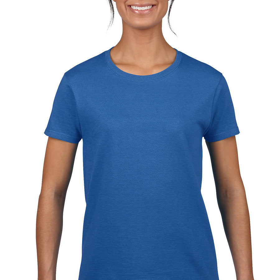 Product image of Royal Gildan 2000L -  Ultra Cotton Ladies' Classic Fit T-Shirt