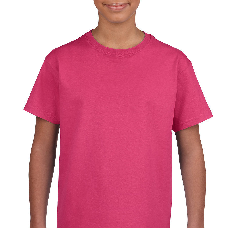 Product image of Heliconia Gildan 2000B - Youth Ultra Cotton T-Shirt
