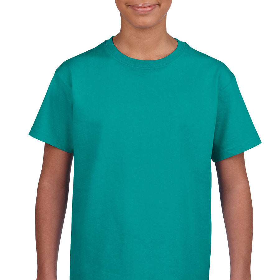 Product image of Jade Dome Gildan 2000B - Youth Ultra Cotton® T-Shirt