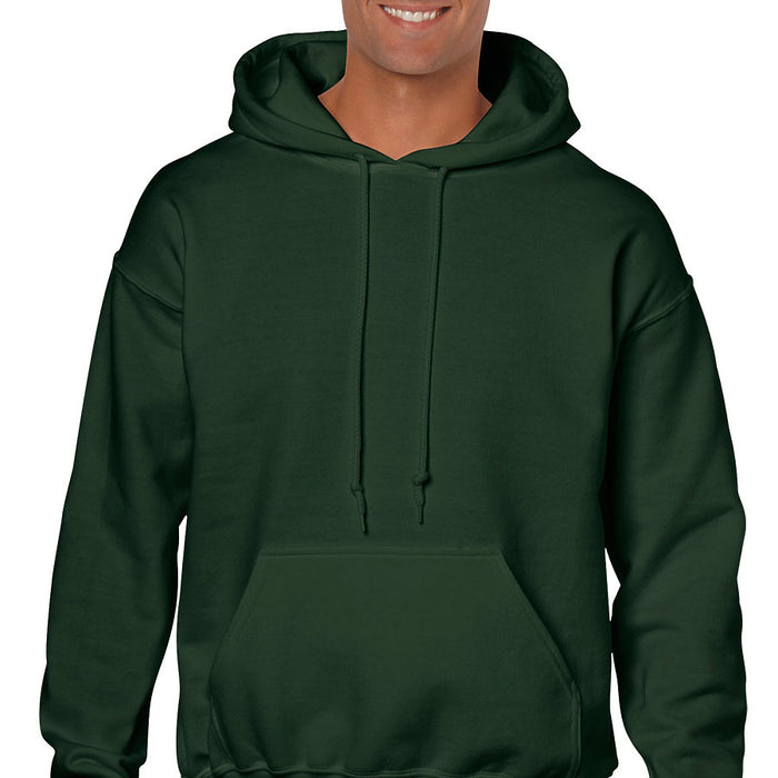 Product image of Forest Green Gildan 18500 - Adult Hooded Sweatshirt