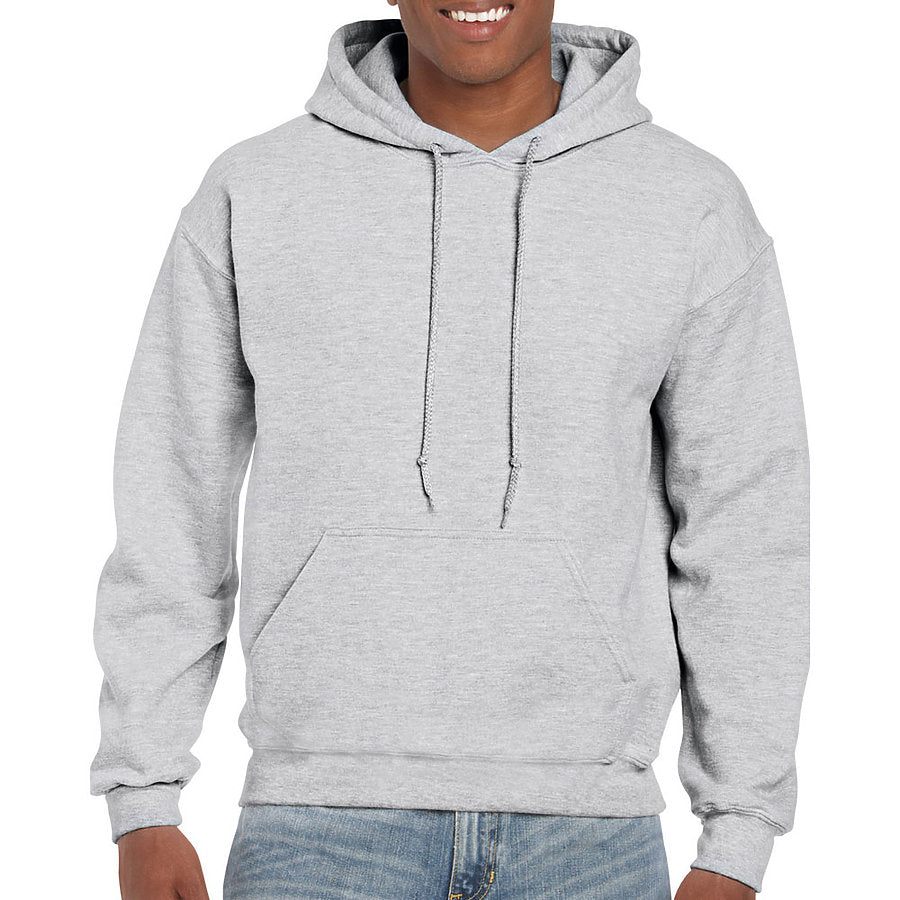 Product image of Ash Gildan 12500 - DryBlend Adult Hooded Sweatshirt