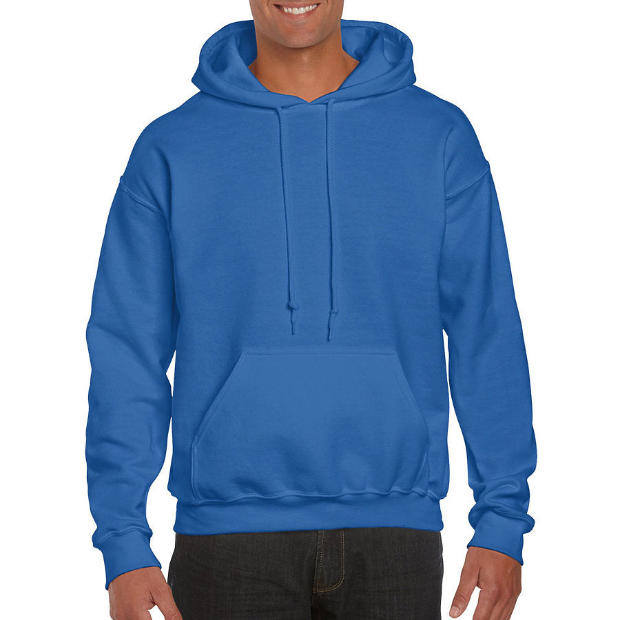 Product image of Royal Gildan 12500 - DryBlend Adult Hooded Sweatshirt