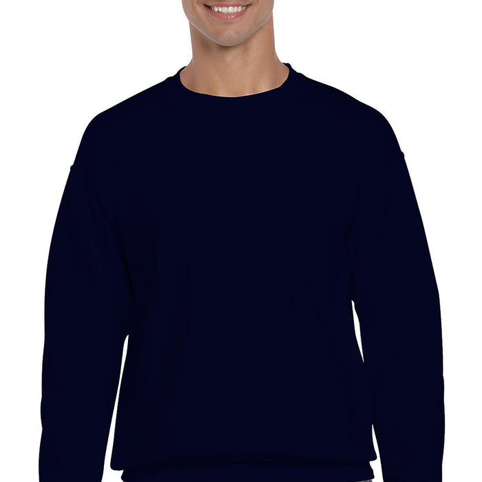 Product image of Navy Gildan 12000 - DryBlend Adult Crewneck Sweatshirt