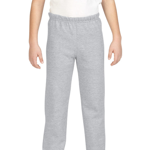 Product image of Sport Grey Gildan 18200B - Heavy Blend Youth Sweatpants