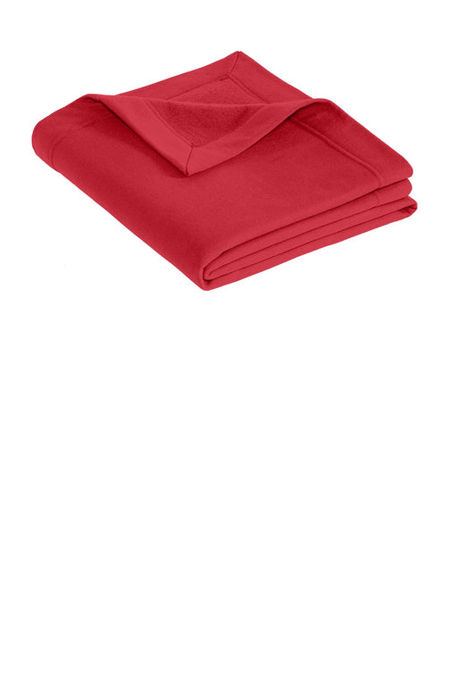 Gildan® DryBlend® Stadium Blanket. 12900 (Red)