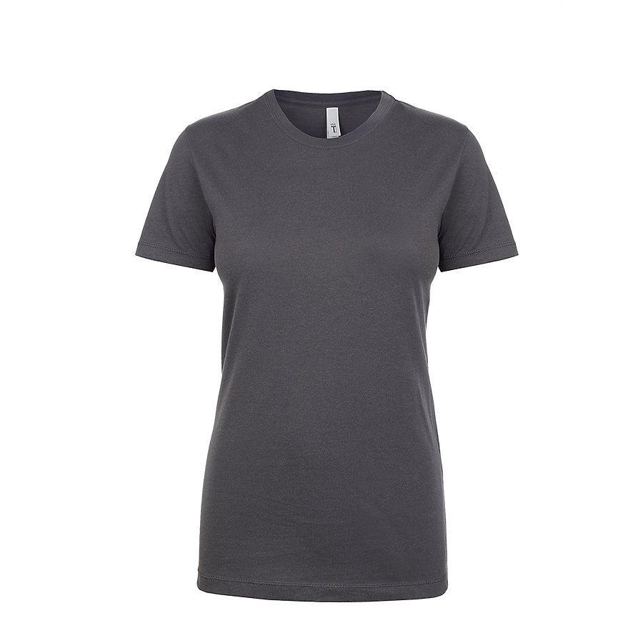 Product image of Dark Grey Next Level Apparel 1510 - Ladies Ideal Tee