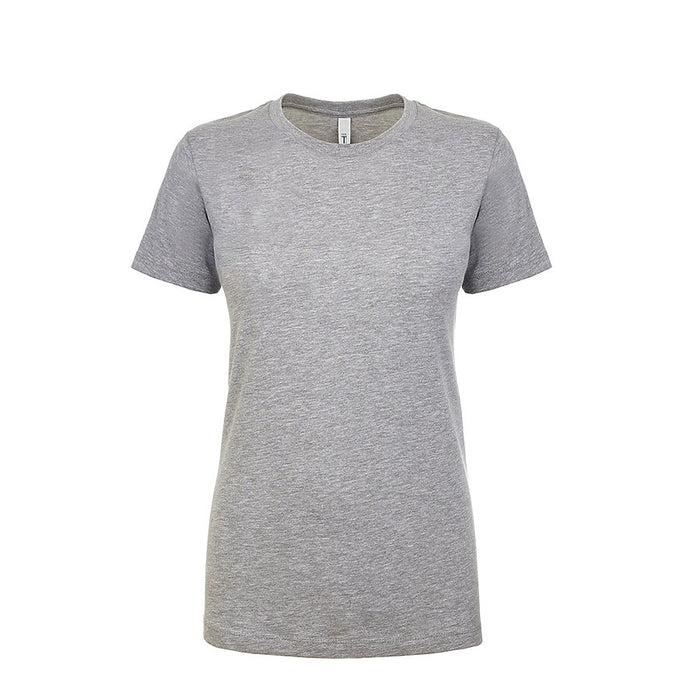 Product image of Heather Grey Next Level Apparel 1510 - Ladies Ideal Tee