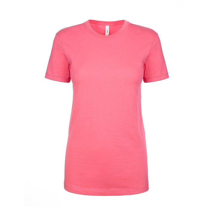 Product image of Hot Pink Next Level Apparel 1510 - Ladies Ideal Tee