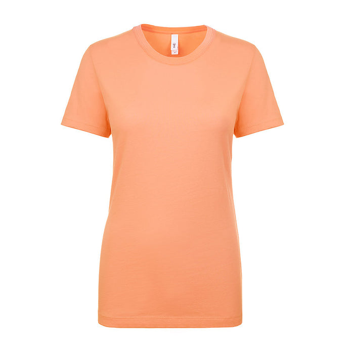 Product image of Light Orange Next Level Apparel 1510 - Ladies Ideal Tee