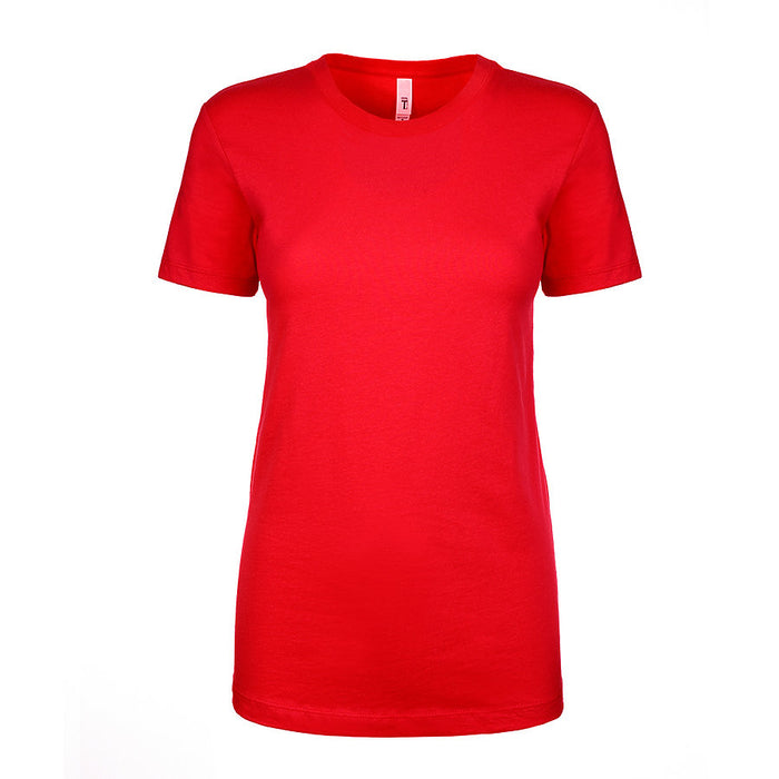 Product image of Red Next Level Apparel 1510 - Ladies Ideal Tee