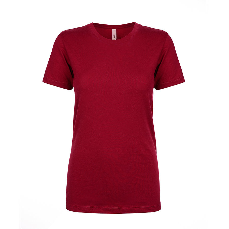 Product image of Scarlet Next Level Apparel 1510 - Ladies Ideal Tee