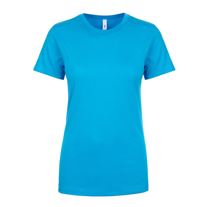 Product image of Turquoise Next Level Apparel 1510 - Ladies Ideal Tee