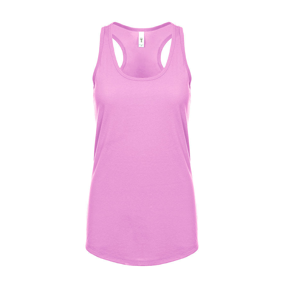 Product image of Lilac Next Level Apparel 1533 - Ideal Racerback Tank