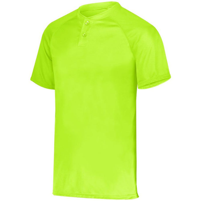 Product image of LIME Augusta 1566 - YOUTH ATTAIN 2-BUTTON JERSEY
