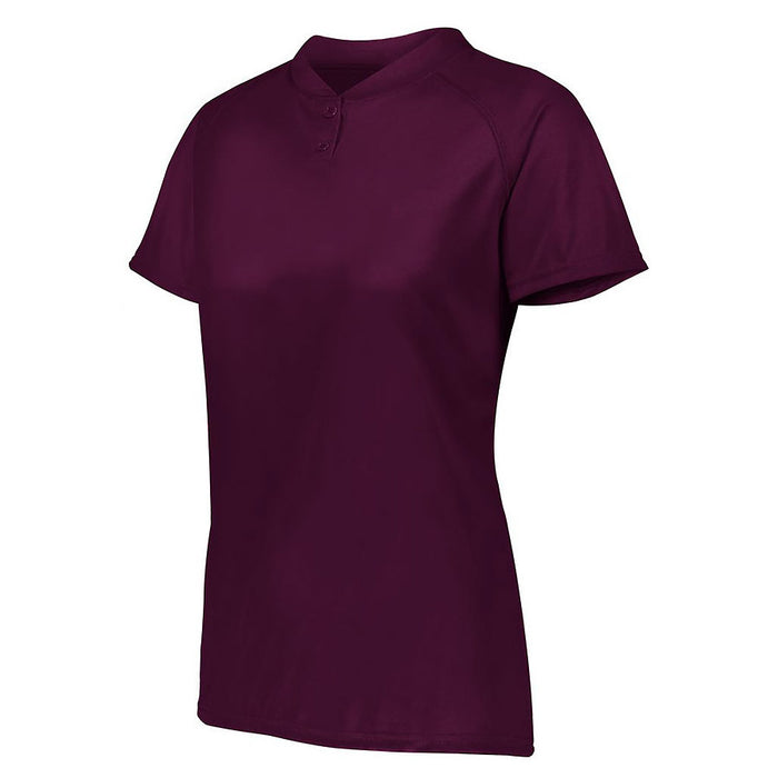 Product image of HMN Augusta 1567 - LADIES ATTAIN 2-BUTTON JERSEY