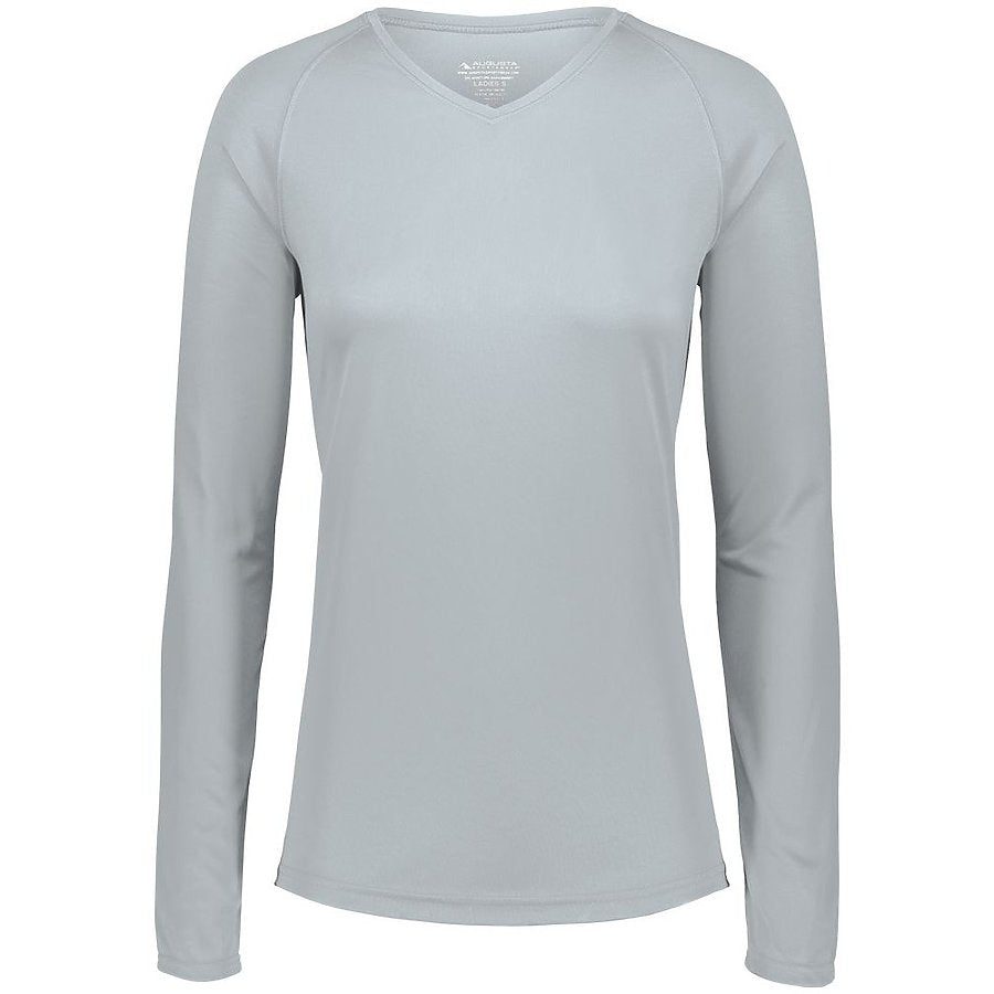 Product image of SILVER Augusta 2797 - LADIES ATTAIN WICKING LS SHIRT