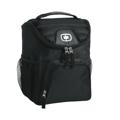 OGIO® - Chill 6-12 Can Cooler. 408112 (Black)