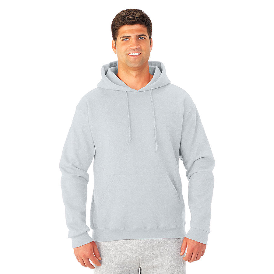 Product image of Ash JERZEES 4997MR - Super Sweats NuBlend Hooded Sweatshirt