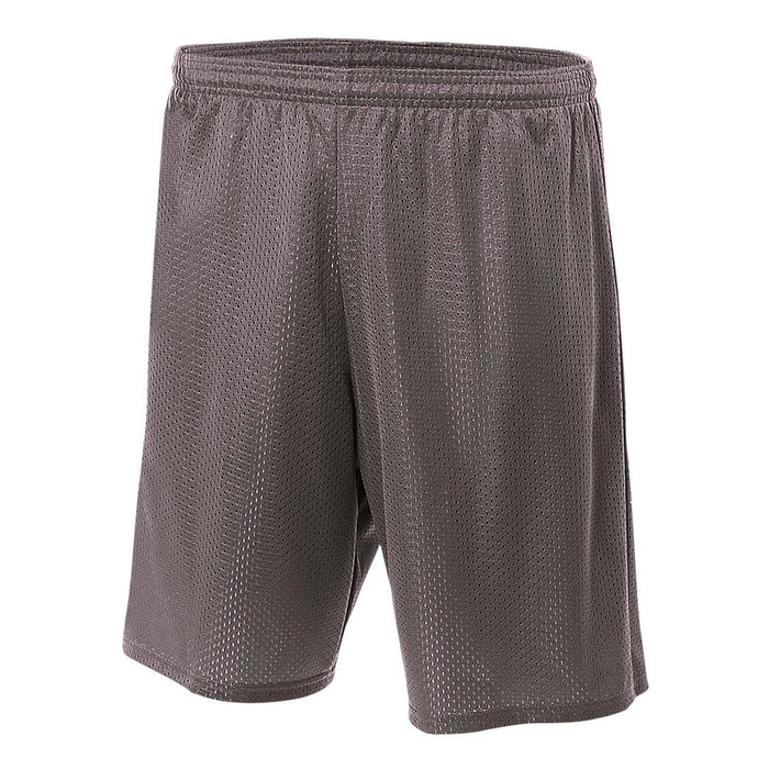 Product image of Graphite A4 N5296 - Lined Tricot Mesh Short