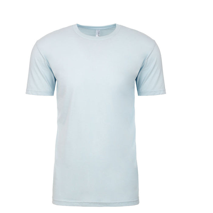 Product image of Light Blue Next Level Apparel 6410 - Sueded Tee