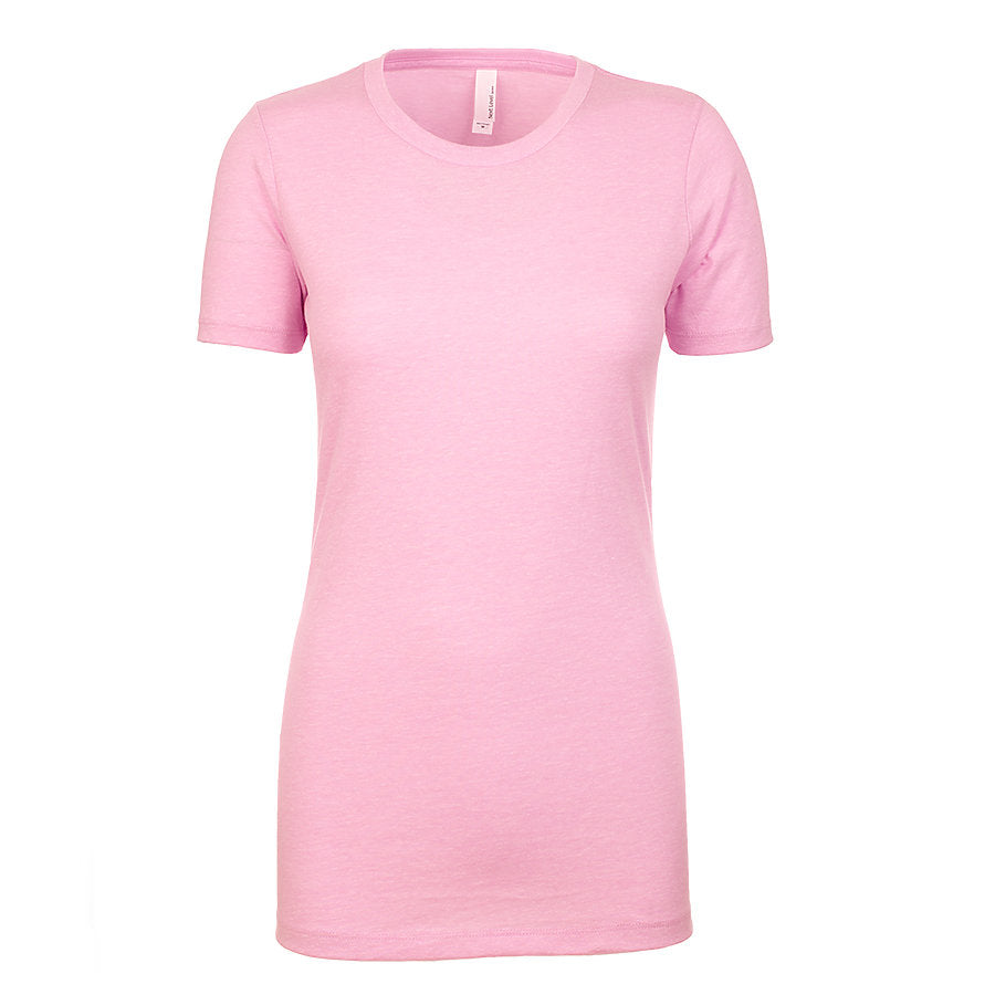 Product image of Lilac Next Level Apparel 6610 - Ladies CVC Tee