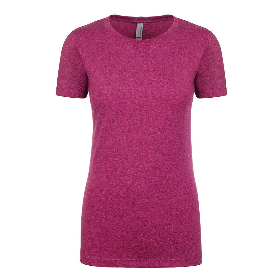 Product image of Lush Next Level Apparel 6610 - Ladies CVC Tee