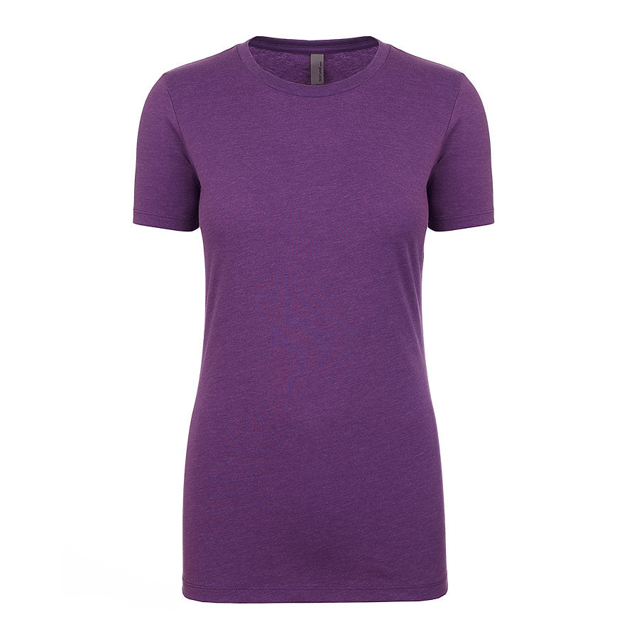 Product image of Purple Berry Next Level Apparel 6610 - Ladies CVC Tee