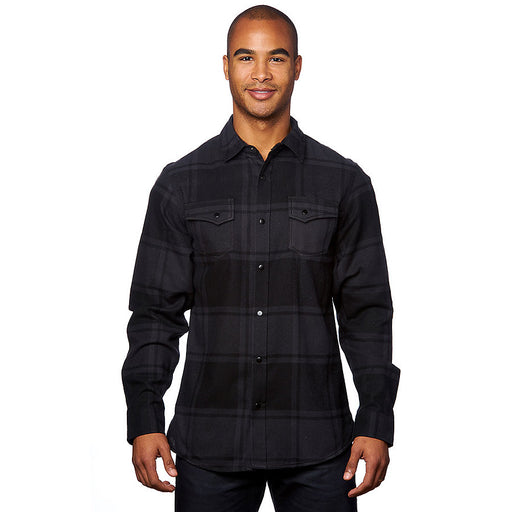 Product image of Black Burnside B8219 - Men's Snap Button Flannel