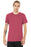 BELLA+CANVAS ® Unisex Heather CVC Short Sleeve Tee. BC3001CVC (Heather Raspberry)