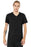 BELLA+CANVAS ® Unisex Jersey Short Sleeve V-Neck Tee. BC3005 (Black)