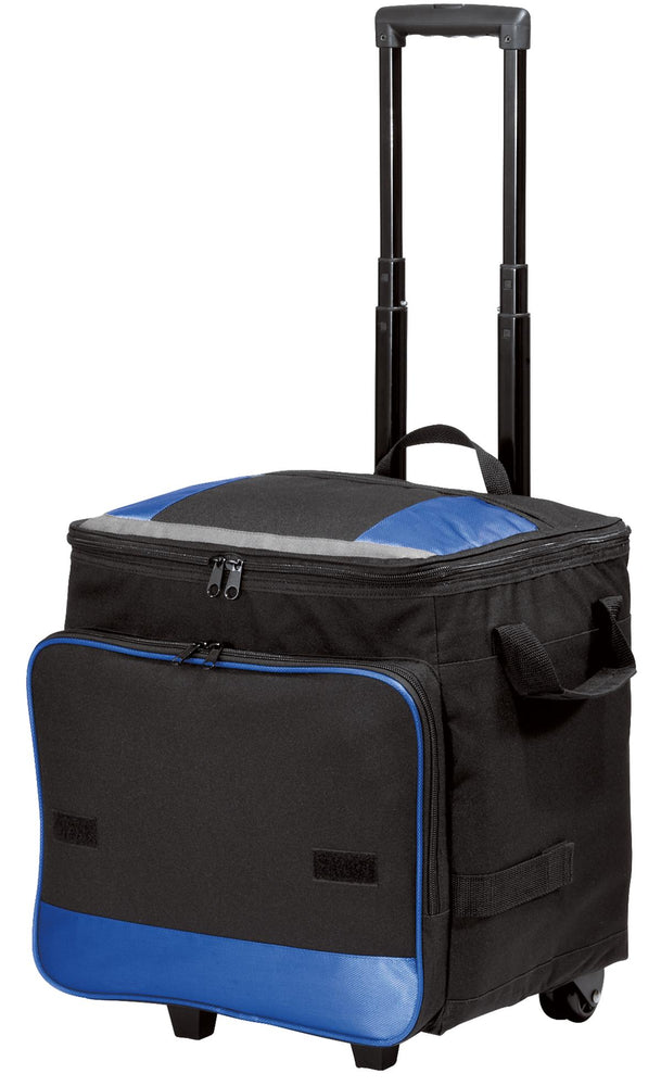 Port Authority® Rolling Cooler. BG119 (Twilight Blue)