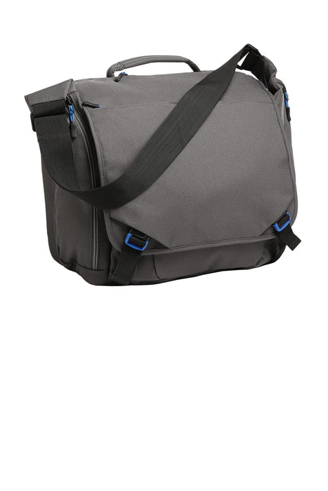 Port Authority® Cyber Messenger. BG300 (Dark Charcoal/Royal)