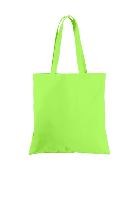Port Authority® Document Tote. BG408 (Lime Shock)