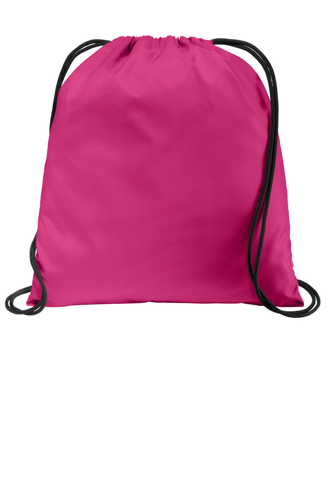Port Authority® Ultra-Core Cinch Pack. BG615 (Pink Azalea)