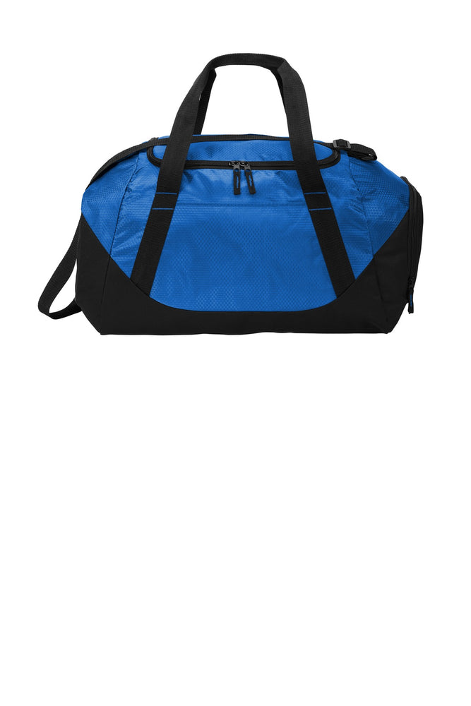 Port Authority ® Team Duffel  BG804 (True Royal/Black)