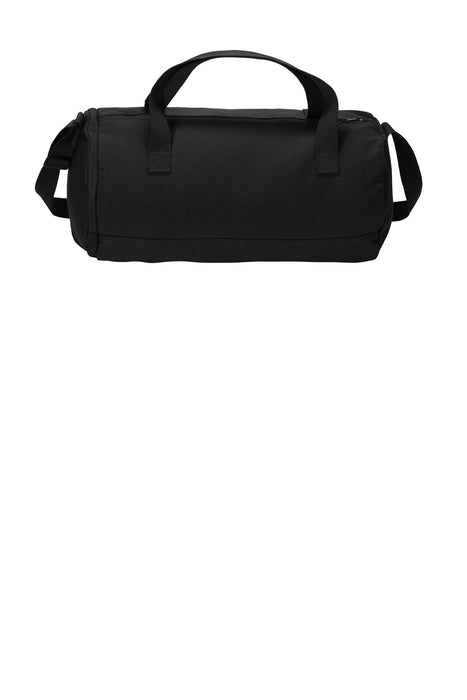Port Authority ® Cotton Barrel Duffel  BG814 (Black)