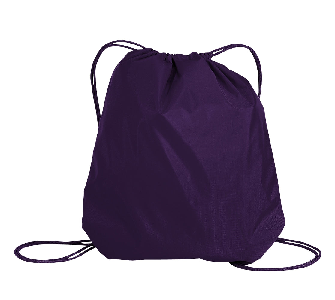 Port Authority® - Cinch Pack.  BG85 (Purple)