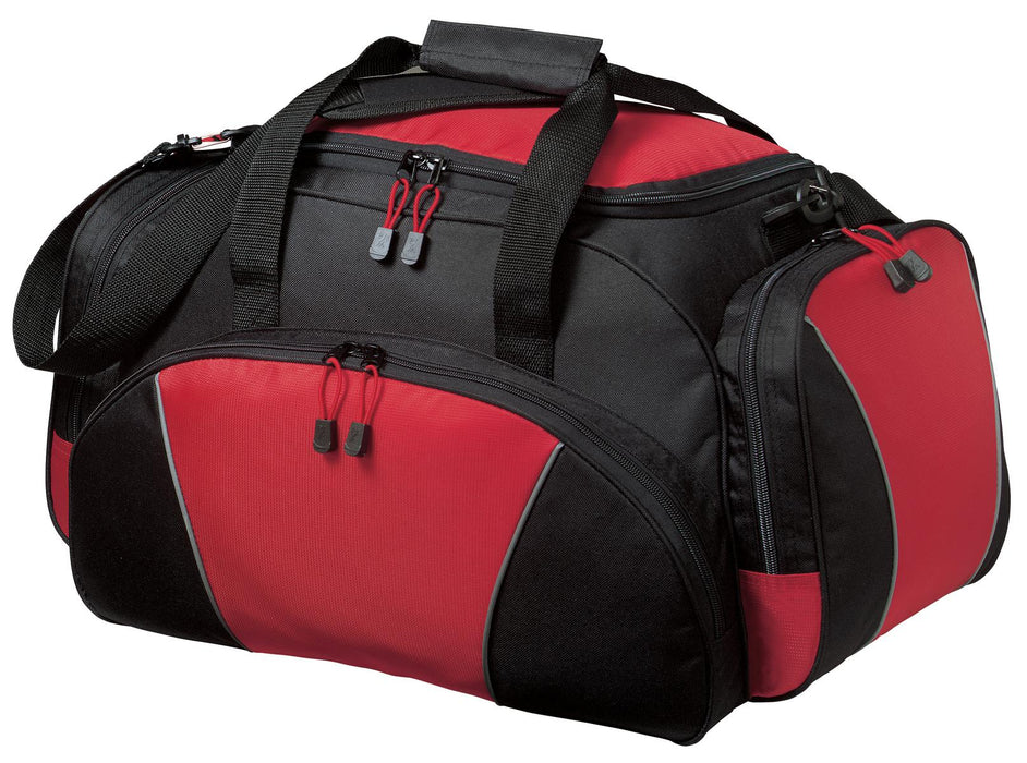 Port Authority® - Metro Duffel.  BG91 (Red)