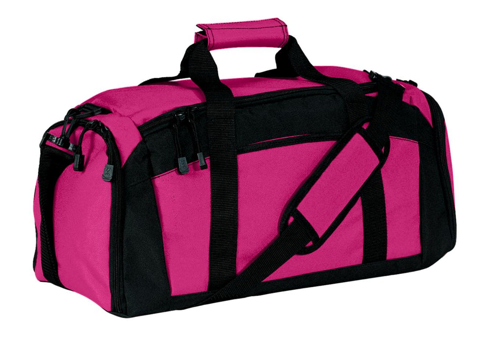 Port Authority® - Gym Bag.  BG970 (Tropical Pink)