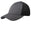 Port Authority® Pique Mesh Cap. C826 (Iron Grey/Black)