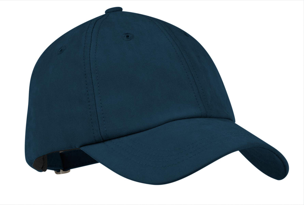 Port Authority® Sueded Cap.  C850 (Bright Navy)
