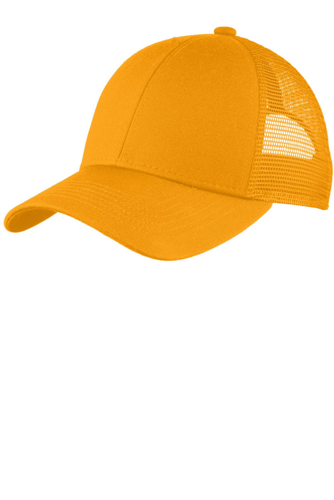 Port Authority® Adjustable Mesh Back Cap. C911 (California Gold)