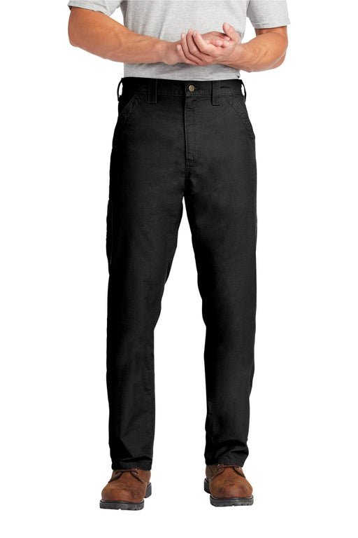 Carhartt ® Canvas Work Dungaree. CTB151 (Black)