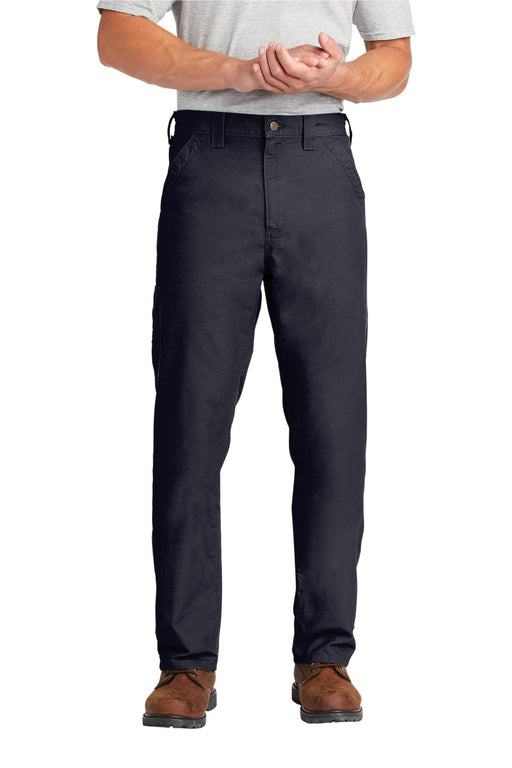 Carhartt ® Canvas Work Dungaree. CTB151 (Navy)