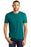 District ® Perfect Tri®Tee. DM130 (Heathered Teal)