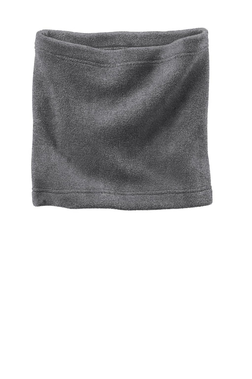 Port Authority® Fleece Neck Gaiter. FS07 (Midnight Heather)