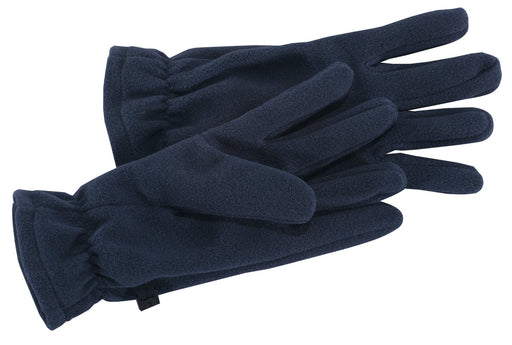 Port Authority® Fleece Gloves.  GL01 (Navy)