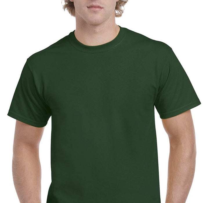 Product image of Sport Dark Green Gildan H000 - Adult Hammer T-Shirt